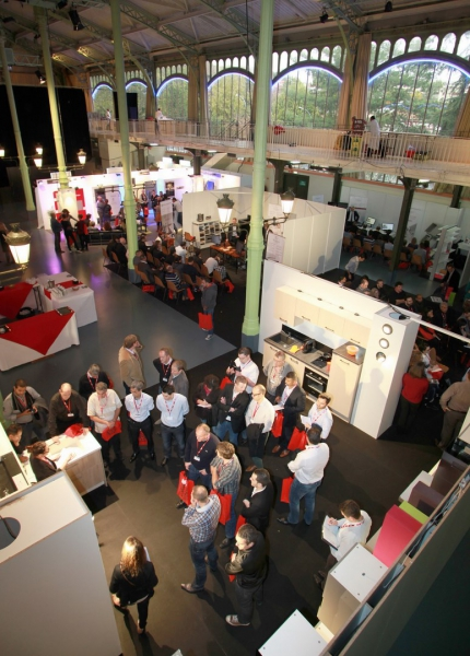 Organisation salon convention professionnelle paris ile de - Organisation de salons ...